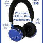 #Win Puro Sound Kids' Headphones!