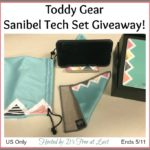 Toddy Gear Sanibel Tech Set Giveaway!