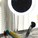 Toilettree LED Mirror Makeup Tray Is Perfect for Mother's Day Gift