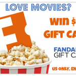 #Win $50 GC to Fandango! Twitter Celebration Giveaway!