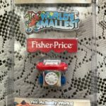 Step Back in Time with Hasbro World's Smallest Products