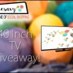 Enter to WIN a 40″ TV from @Beesavy #Beesavy