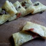 #12Daysof Picnic Ideas {Day 8} Chocolate Strawberry Hand Pie Recipe