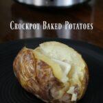 #12Daysof Picnic Ideas {Day 9} Crockpot Potatoes