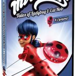 Miraculous Tales of Ladybug & Cat Noir It's Ladybug! DVD Available 04/11 – Win One Here!