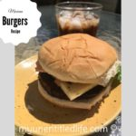 #12Daysof Picnic Ideas {Day 11} Grilled Mexican Burgers