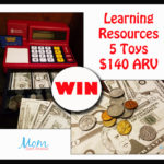Learning Resources 5 Toy Bundle #Giveaway