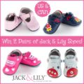 #Win 2 pairs of Jack & Lily Shoes for Little feet!