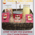 #Win Madison Valley Candle Gift Basket $95 arv
