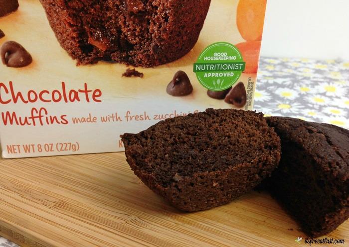 Garden lites vegetable muffins are delicioso it 39 s free - Garden lites blueberry oat muffins ...