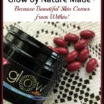 Glow by Nature Made® Because Beautiful Skin Comes from Within! #GlowNatureMadeatTarget #IC #AD