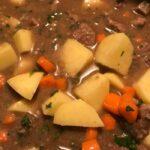 Kroger Brand Beef Stew Recipe #Kroger