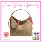 Welcome to our May 2017 Coach Purse Giveaway