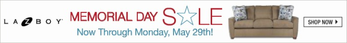 La-Z-Boy Memorial Day Sale