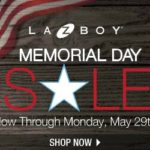 Shop the La-Z-Boy Memorial Day Sale for Great Deals on Sofas, Chairs, and More!