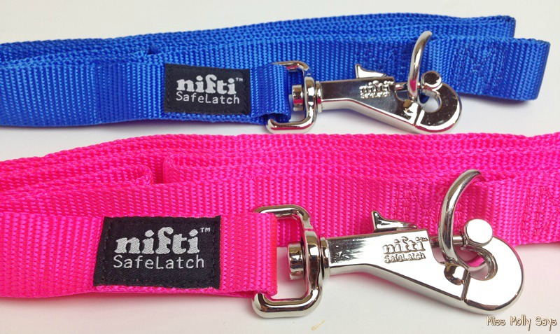 Nifty SafeLatch Leashes