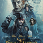 PIRATES OF THE CARIBBEAN: DEAD MEN TELL NO TALES Free Activity Sheets #PiratesLife #PiratesOfTheCaribbean