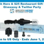 Super Cool Father's Day Gift – PLUS a Twitter Party on June 1st! #MyHeroDad – PLUS a Giveaway – 2 WINNERS!