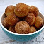 #12Daysof Sweet Summer Treats- Day 1- Cinnamon Sugar Donut Muffins