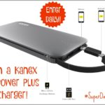 #Win a Kanex GoPower plus Charger! $60 arv