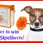#Win PeachSkinSheets #momsneedsleep