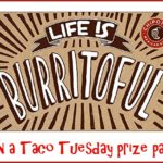 #Win Taco Tuesday Prize Pack- Dragons Love Tacos 2