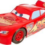 Lightning McQueen Junior Car Model Assembly Kit #Cars3