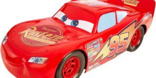 Lightning McQueen Junior Car Model Assembly Kit #Cars3