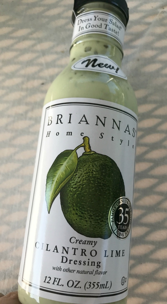 Briannas Home Style Creamy Cilantro Lime Dressing