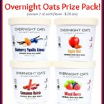 Overnight Oats Prize Pack from Dave's Naturals Giveaway!