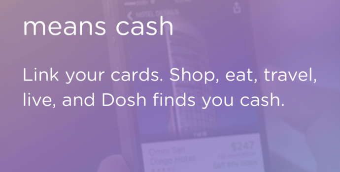 Earn Cash for Things You Do Like Travel, Eating and More with DOSH Mobile App #Dosh