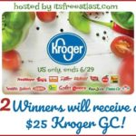 Enjoy Delicious @DrinkBODYARMOR Sports Drink and Enter to #Win 1 of 2 $25 @Kroger Gift Cards #Switch2BODYARMOR #BringIt