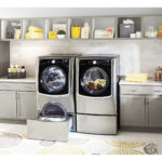 Save Time and Energy with @LGUS Front Load Washer with Sidekick at @BestBuy #BestBuy #ad