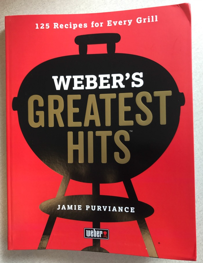 Weber's Greatest Hits Cookbook!