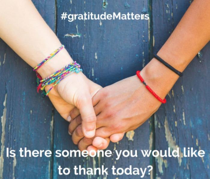 gratitude matters