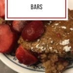 #12Daysof Sweet Summer Treats – Day 9 – Strawberry Rhubarb Bars
