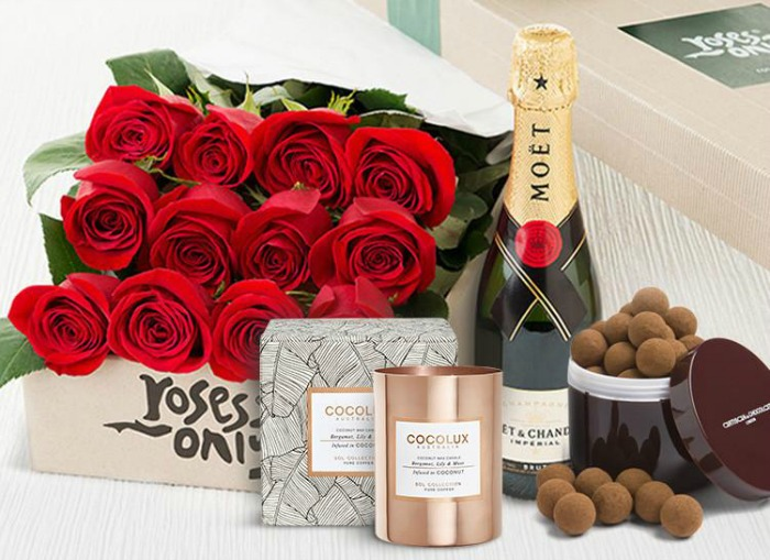 Roses Only UK Deluxe Gift Set