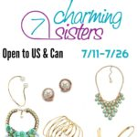 #Win $50 GC to 7 Charming Sisters Jewelry!