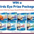 Birds Eye Prize Package Giveaway!