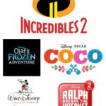 D23 Expo Shares Exciting News with Pixar and Walt Disney Animation Studios