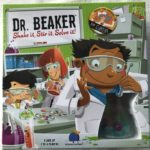 Dr. Beaker Shake It, Stir It, Solve It! Game for Skill-Building Fun!