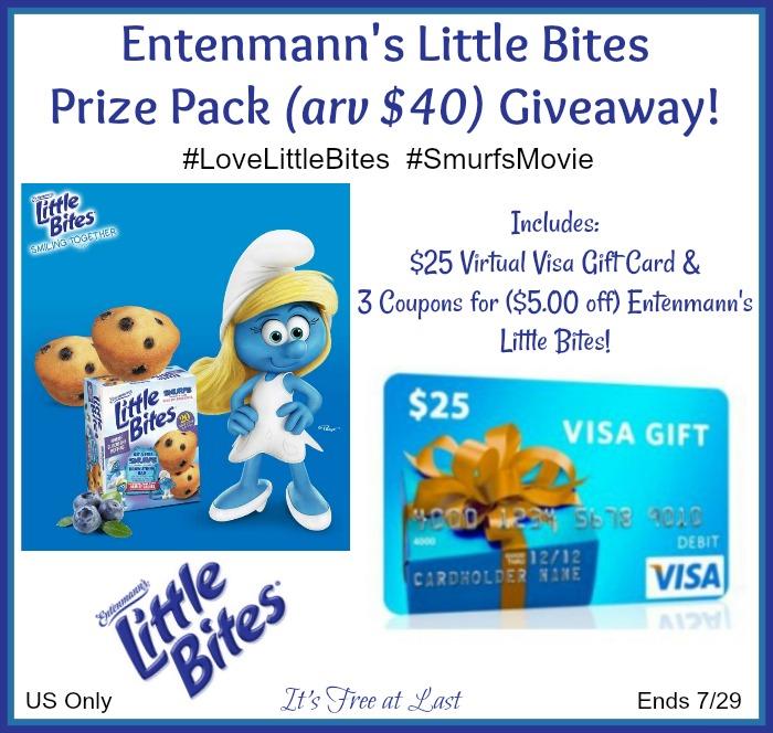 Entenmann's Little Bites Giveaway