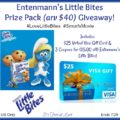Entenmann's Little Bites Prize Pack (arv $40) Giveaway! #LoveLittleBites #SmurfsMovie
