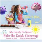 Win a Gululu Interactive Water Bottle