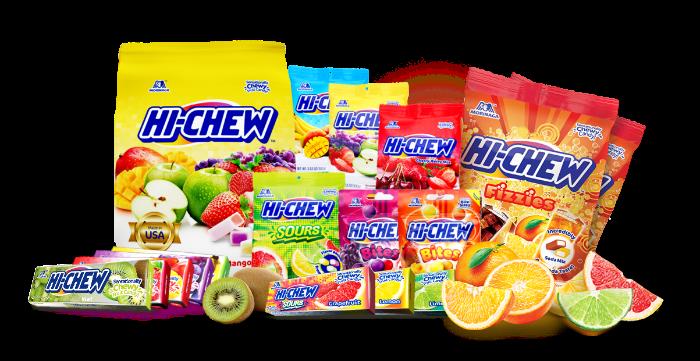 Hi-Chew Products