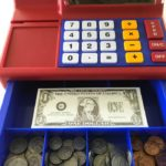 Learning Resources Calculator Cash Register Perfect for Learning Numbers