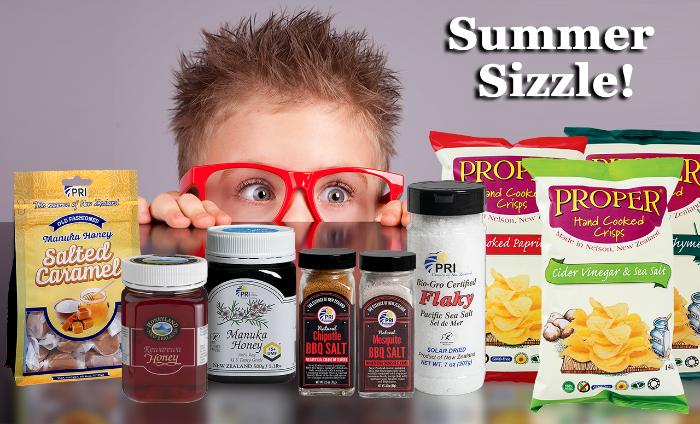 Make Your Summer Sizzle with Manuka Honey & BBQ Delectables! #ShopPRI #SummerSizzle