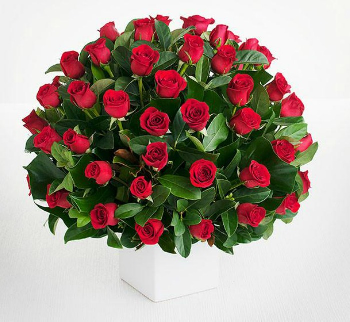 Roses Only UK bouquet