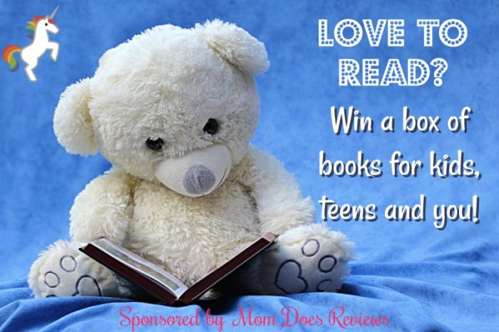win lots of books
