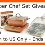 Win a Copper Chef 6-Piece Set